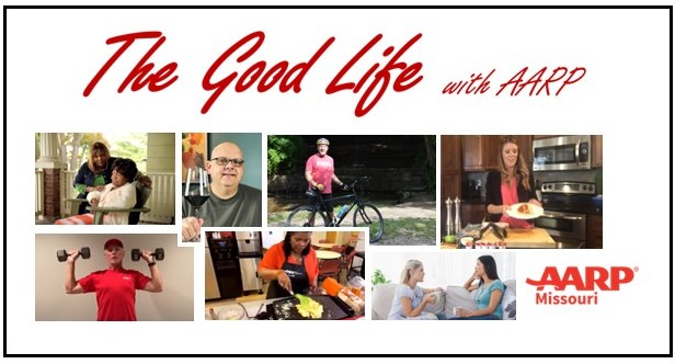 The Good Life Collage August 2020