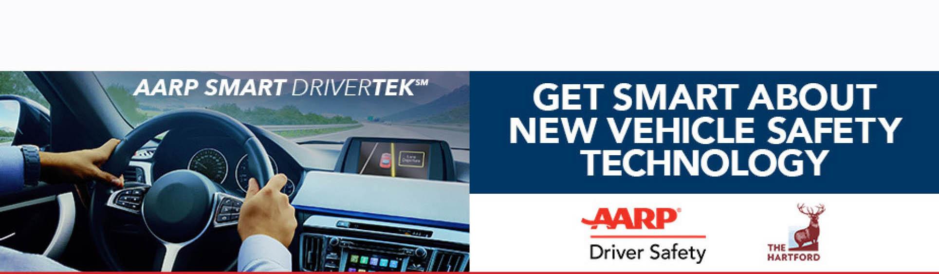 AARP Smart DriverTEK - Peachtree City, GA - 10/03/2019, 10:00 AM