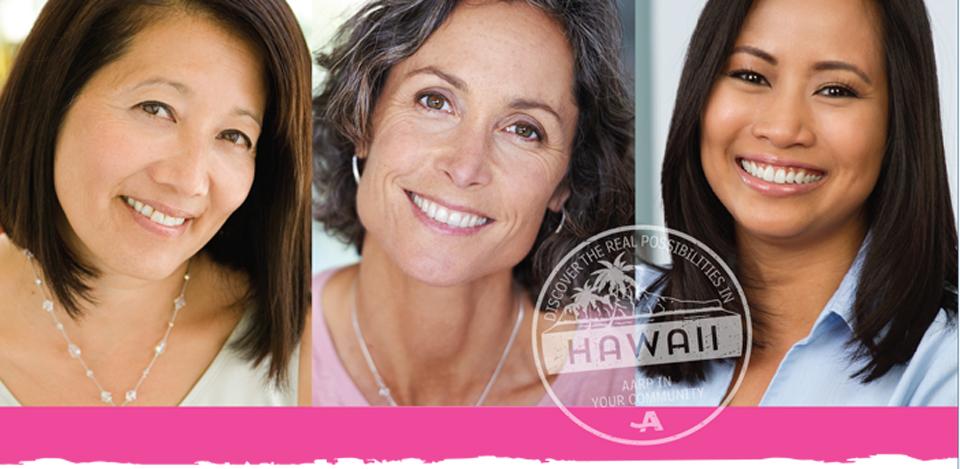 AARP HI Women and Money: Secure Your Future Honolulu, 7/14/18