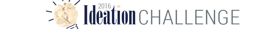 2016 Ideation Challenge