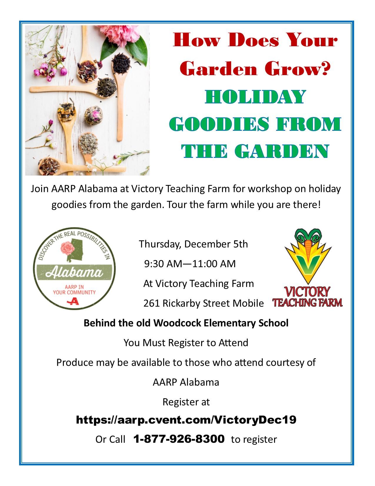 December Victory Farm