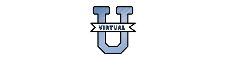 virtual u logo