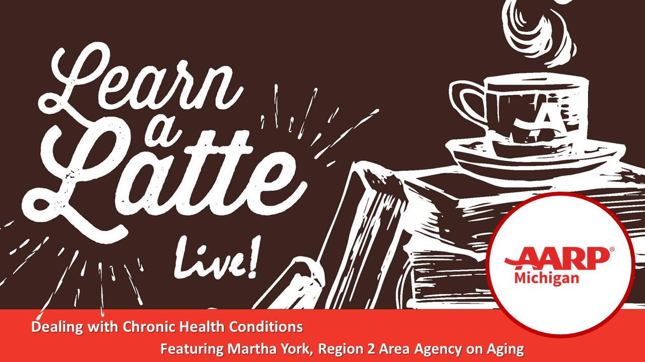 Learn a Latte Promo Image - Dealing with Chronic Health Conditions