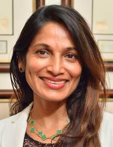 Dr Gayatri Devi headshot