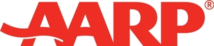 AARP Logo - Red Small