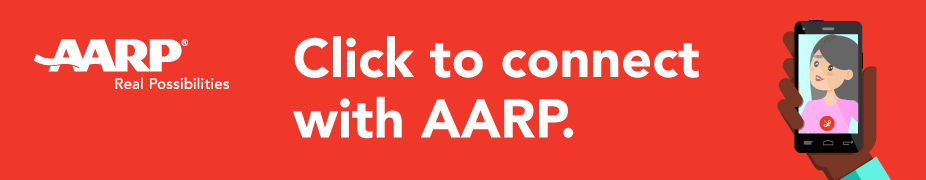 AARP Fraud Watch Network offered by AARP/West Hartford Senior Center 2/16/2021 @6PM