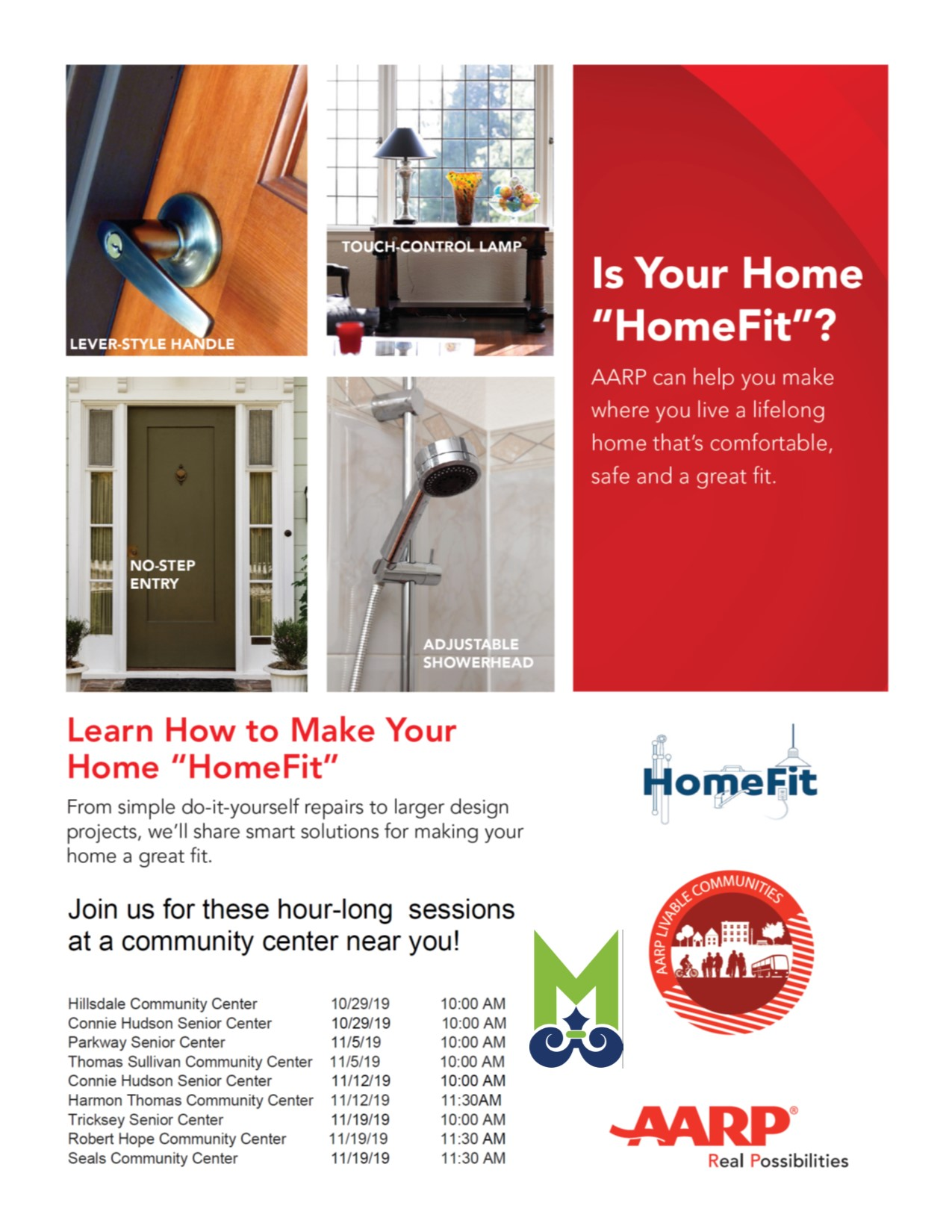 Fall 2019 HomeFit w M