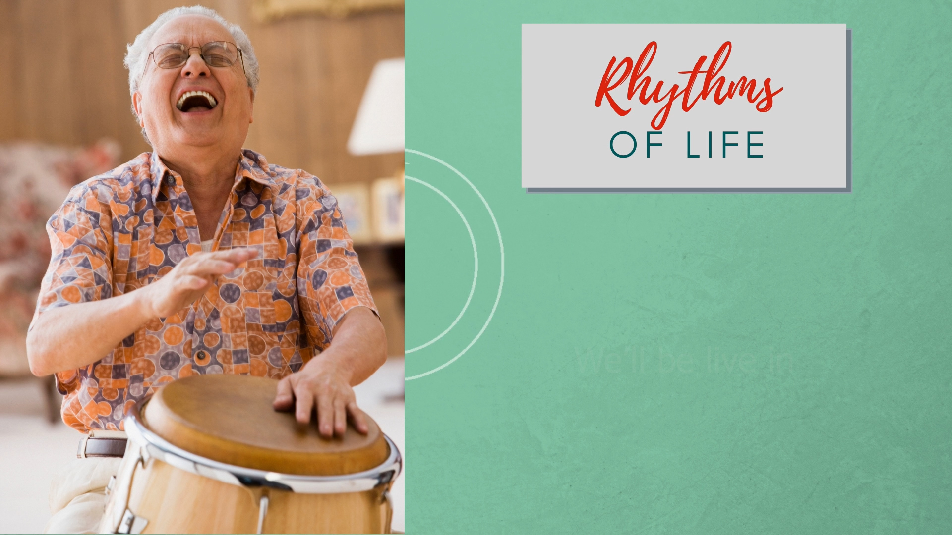 Rhythms of Life Promo Picture - Final