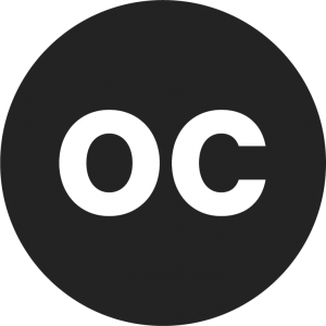 open captions symbol circle