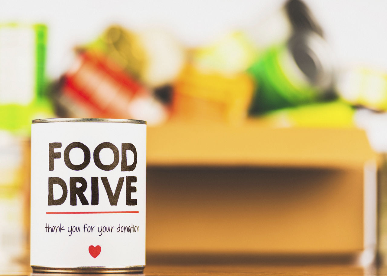 Food drive 1