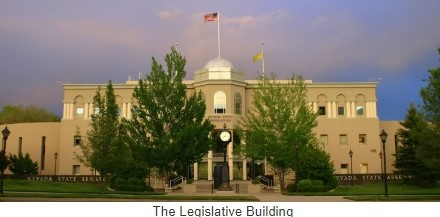 NV Legislature Building