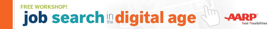 Job Search: 90 Min Job Search in the Digital Age - Intermediate Workshop - Orange, CT 7/18/17, 4:00 PM