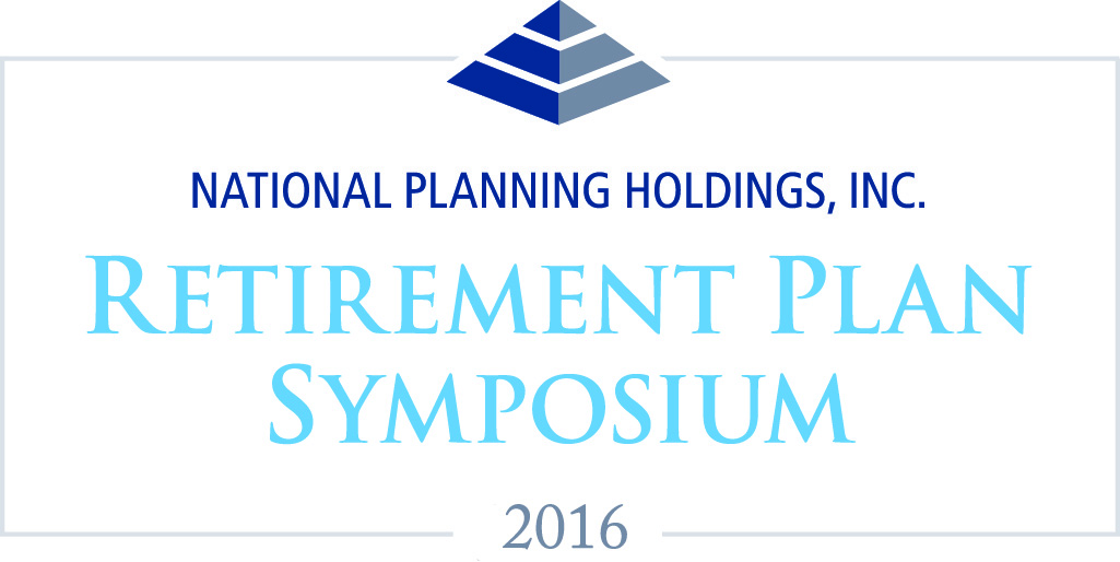 2016 NPH Retirement Plan Symposium