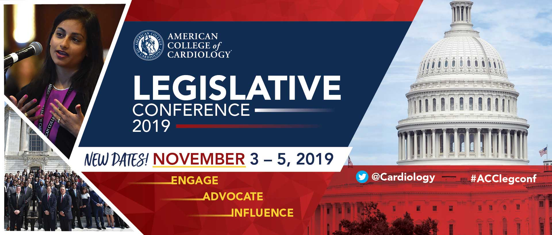 2019 American College of Cardiology Legislative Conference