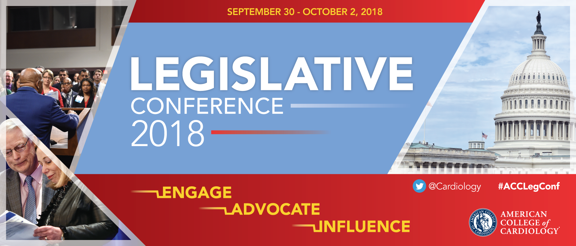 2018 American College of Cardiology Legislative Conference