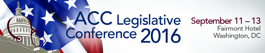 2016 American College of Cardiology Legislative Conference