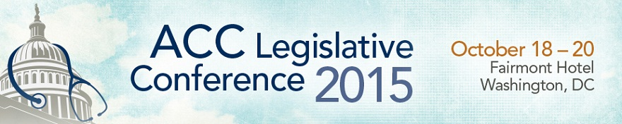 2015 American College of Cardiology Legislative Conference