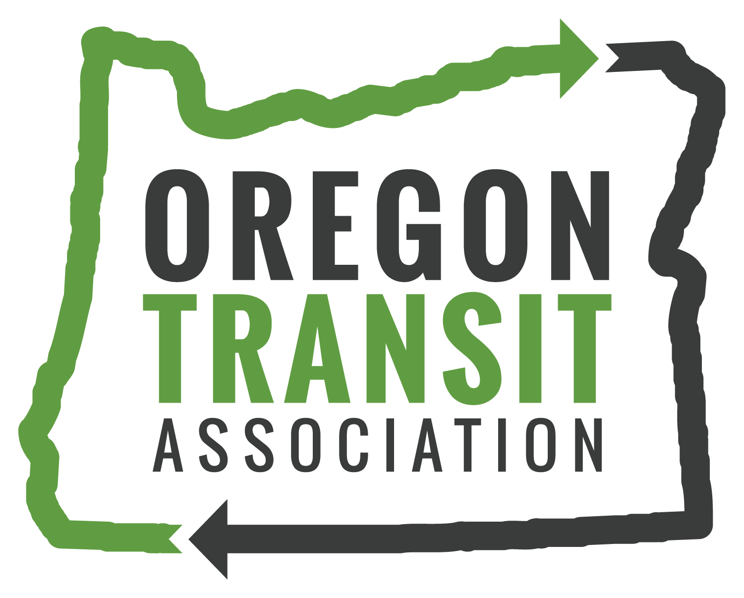 Oregon Transit Association (OTA) Logo