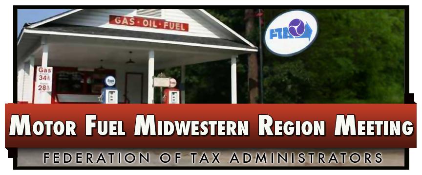 2018 Motor Fuel Midwestern Region