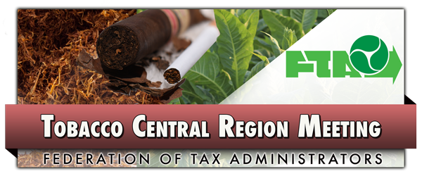 2018 Tobacco Central Region Meeting