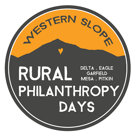 2019 Western Slope Rural Philanthropy Days