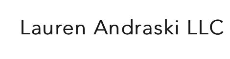 Lauren Andraski Logo
