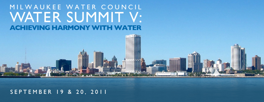 Water Summit V: Achieving Harmony with Water