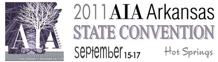 2011 AIA Arkansas State Convention