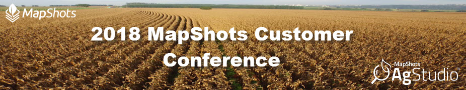 2018 MapShots Customer Conference
