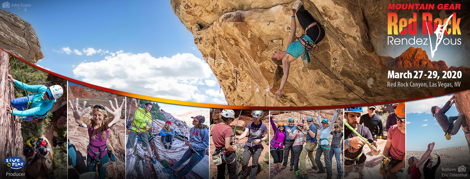 Red Rock Rendezvous 2018