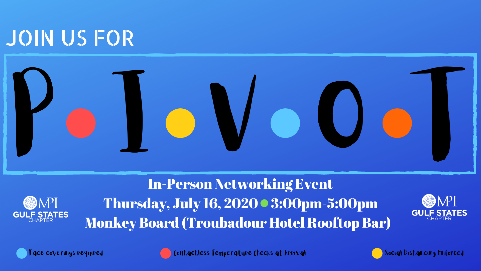 July Networking Event
