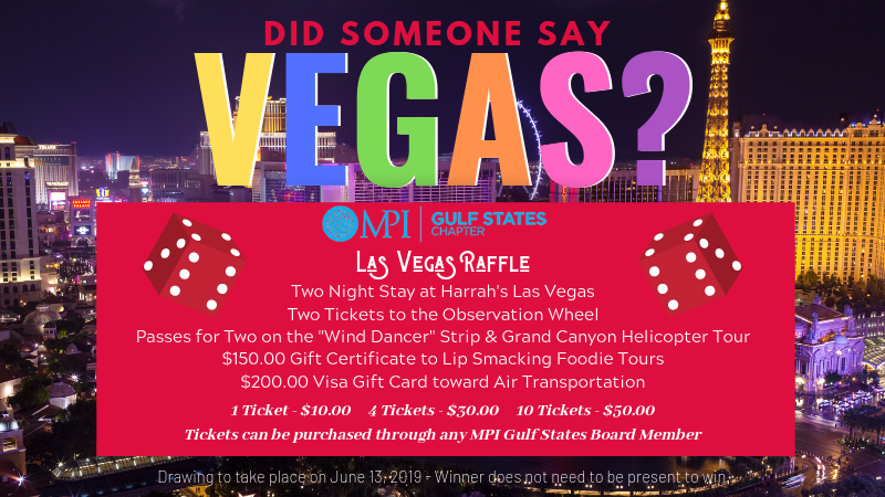 Vegas Raffle 2019
