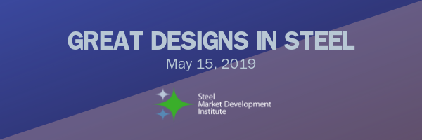 Great Designs in Steel 2019