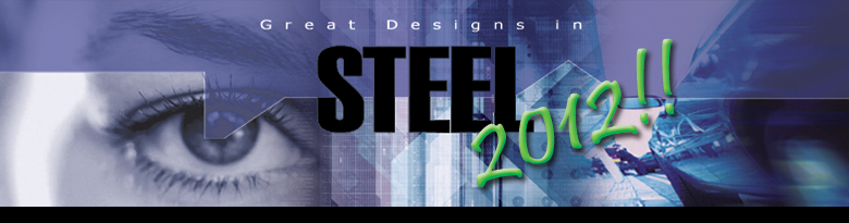 Great Designs in Steel 2012