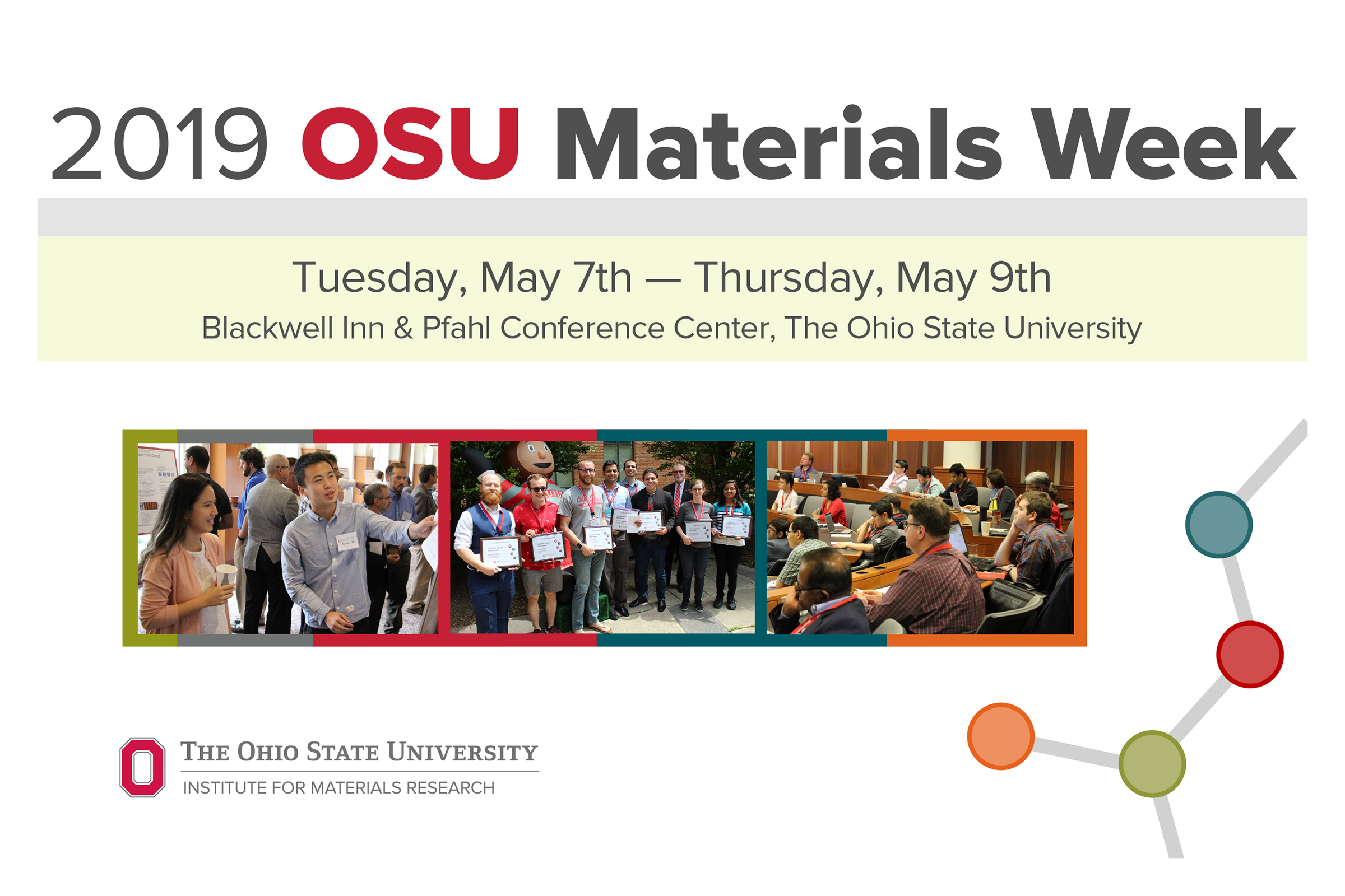 2019 OSU Materials Week Conference