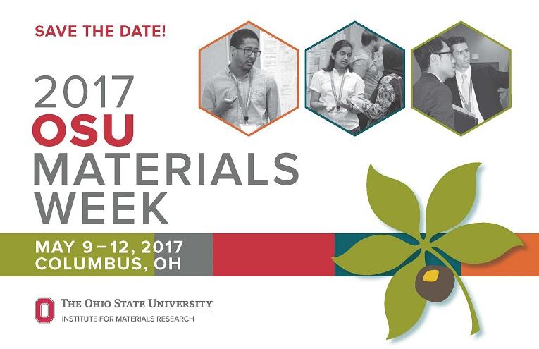 2017 OSU Materials Week Conference