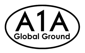 A1A Global Ground Official Logo