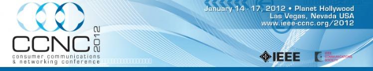 2012 IEEE CCNC