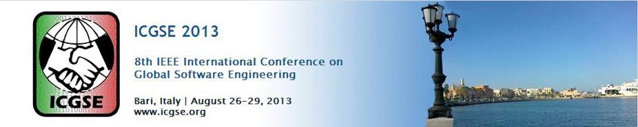 2013 IEEE ICGSE
