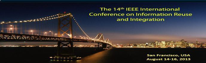 2013 IEEE IRI