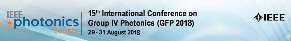 2018 IEEE 15th International Conference on Group IV Photonics (GFP)
