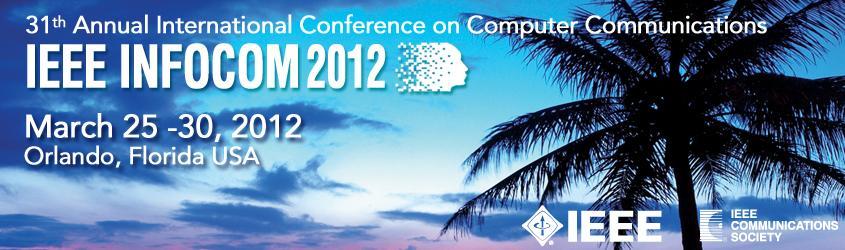2012 IEEE INFOCOM