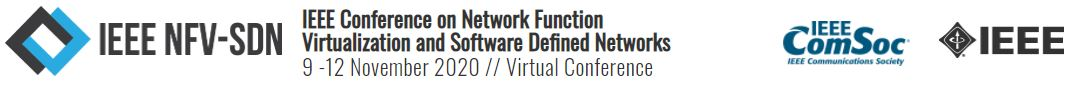 2020 IEEE Conference on Network Function Virtualization and Software Defined Networks (NFV-SDN)