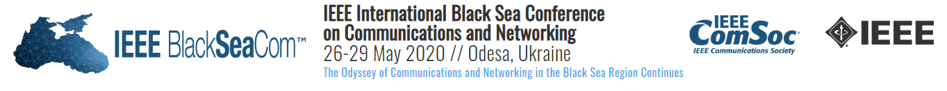 2020 IEEE International Black Sea Conference on Communications and Networking (BlackSeaCom)