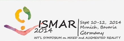 ISMAR 2014 Test