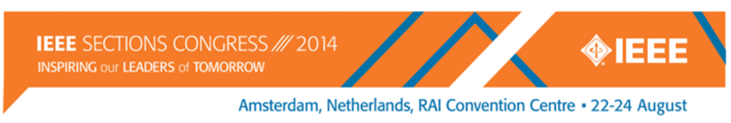 2014 IEEE Sections Congress