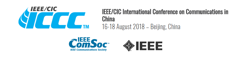 2018 IEEE/CIC International Conference on Communications in China (ICCC)