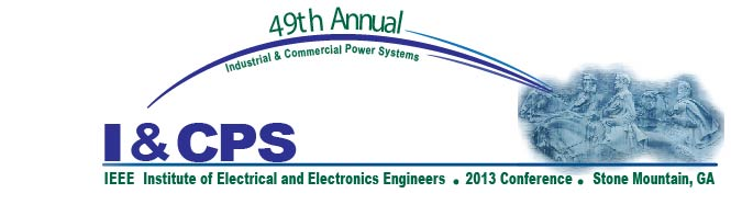 2013 IEEE I&CPS