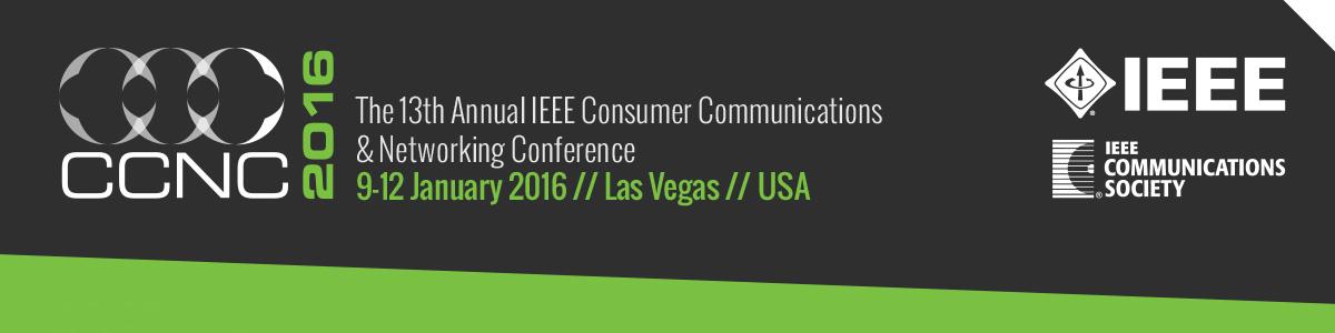 2016 IEEE CCNC