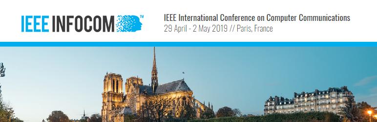 IEEE INFOCOM 2019 - IEEE Conference on Computer Communications